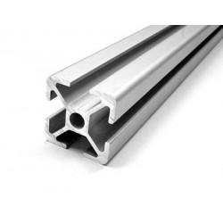 Perfil B Aluminio 30x30 375mm